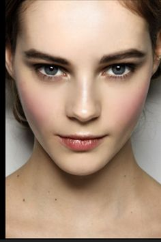 Fresh face makeup
