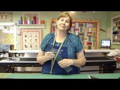 The Bias Ruler - A Must-Have Quilting Tool and many other tools and gadget reviews from the Missouri Star Company