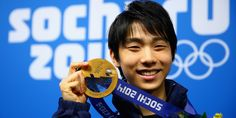 #Sochi2014 Japan's Men's Figure Skating Singles Gold Medalist YUZURU-HANYU made history Friday at the Sochi Winter Games, while Americans Jason Brown & Jeremy Abbott finished 9th & 12th, respectively for a #TeamUSA medals shut out.  The teenager survived two falls to emerge on top of a tense & error-ridden finale to the Men's Figure Skating competition. 2/14/14