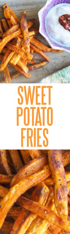 Since I quit sugar I have fallen in love with sweet potato, and these fries are such a tasty sugar free snack or part of a main meal. Sugar Free Snacks, Sweet Sweet, Main Meals, Sweet Potato, Dip, Fries, Tasty, Vegetables, Ethnic Recipes