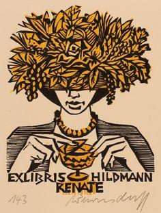 Ullrich Bewersdorff, Art-exlibris.net