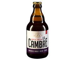 La Triple de la Brasserie La Cambre #biere #gastronomie #bierebelge
