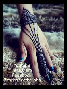 The Tattoo Designs Guide – Custom Tattoo Designs – How To Choose The Best Tattoo Design For You Mehndi Tattoo, Henna Tattoo Designs, Henna Mehndi, Hand Henna, Mehendi, Indian Henna Designs, Unique Mehndi Designs, Beautiful Henna Designs, Mehndi Design Pictures