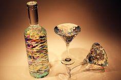 アメリカのカリフォルニア州で活躍するガラス作家Jack Stormsさんの創り出すフィボナッチ比率を用いた作品が息をのむほど美しいと国内外で話題になっています。本当に美しい!