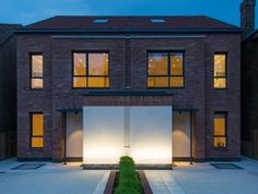 Seeing double: these twin homes on Child's Hill combine high-tech luxury with a natural palette - Hampstead & Highgate Property