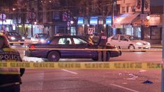 One pedestrian has been killed and a second is seriously hurt after being run down on a busy east Vancouver street.    Read more: http://bc.ctvnews.ca/1-killed-1-injured-in-vancouver-crash-1.1056999#ixzz2DXNHQ2To