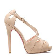 Syleena sandal @Pascale Lemay De Groof