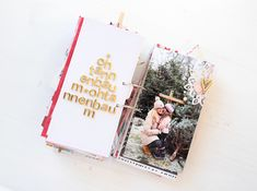 December Daily 2017 ist fertig - Yay :) - Scrap Sweet Scrap Christmas Journal, Christmas Scrapbook, December Daily, Crafty Projects, Mini Albums, Poster, Sweet, Creative, Scrapbooking