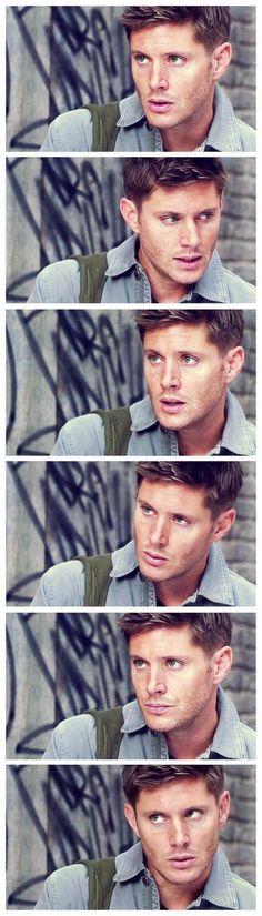 #sexymen #hotmen Jensen Ackles, supernatural, and dean winchester image