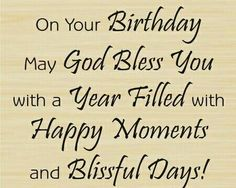 God Bless Birthday Greeting Rubber Stamp by DRS Designs Birthday Verses For Cards, Birthday Card Messages, Happy Birthday Wishes Quotes, Birthday Words, Birthday Quotes For Him, Birthday Card Sayings, Birthday Sentiments, Card Sentiments, Happy Birthday Greetings