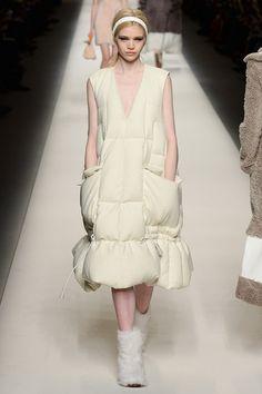 Fendi Fall Ready-to-Wear 2015 / Why!!!