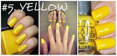 nails-YELLOW