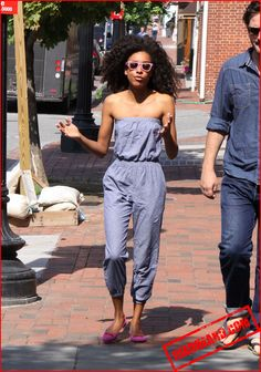 Corinne Bailey Rae - look at that swagggg