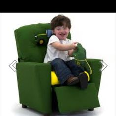 John Deere recliner!