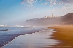 Popular on 500px : Early morning on the beach by kajzr