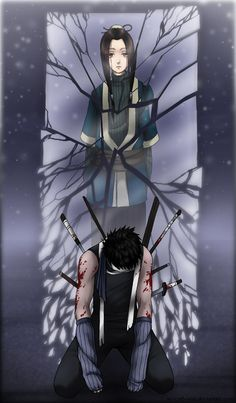 I miss Haku and Zabuza. The battle between them and the Leaf's Team 7 was my favorite battle from Naruto. I love the Executioner's Blade too! #ad