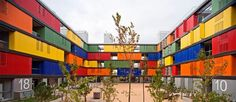 Carabanchel, Madrid - lego building mas