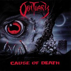 Obituary - Cause of Death  #metal #music #album