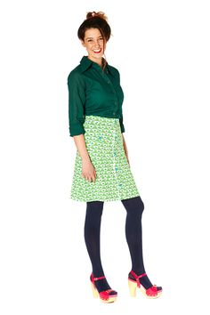 Tante Betsy skirt: Tea cup