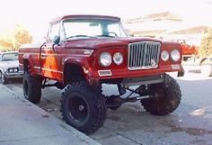 Jeep J-2000, I wish I still had mine I bought from a guy in Missouri.