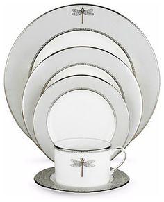 Kate Spade New York June Lane Dinnerware - modern - dinnerware - Bloomingdales