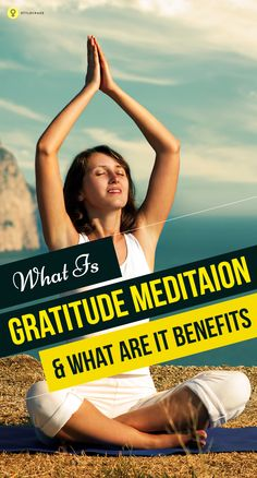 On that note, there is one wonderful meditational technique that can help you out. It is the gratitude meditation we are talking about. Click to know in detail.