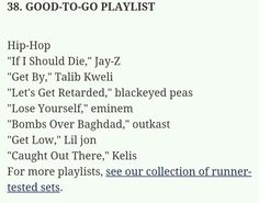 Run Talib Kweli, Caught Out, Workout Songs, Jay Z, Losing You, Eminem, Get In Shape, Hip Hop, Running