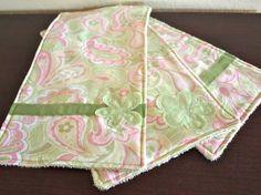 Basic Burp Cloth DIY Burp Cloths,see more at: http://diyready.com/diy-burp-cloths/