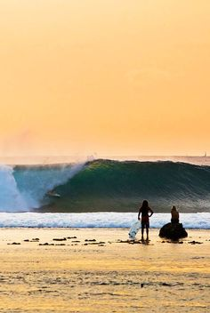 Kalani Chapman, Desert Point Photo: Rambo Estrada #surfing #swell #waves #surf