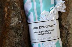 T H E. D R E A M E R   #sococo #superfoodskincare #sococoskincare #coconutoil #coconut #affordable #sydney #australia #wanderlust #dreamer #adventureisbeauty #gettheglow #beauty #skincare #summer2015 #roundbeachtowel #poncho #roundbeachtowelponcho #musthaves #summeressentials #beach #summer #natural #organic #tropical