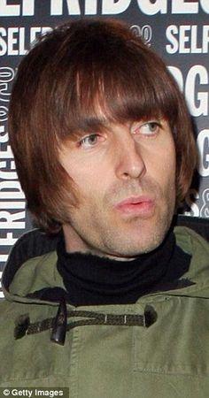 Father: Liam Gallagher