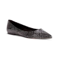 sole society • printed dot flats wore a few times Sole Society Shoes Flats & Loafers