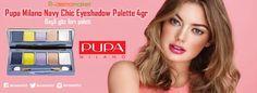 Pupa Milano Navy Chic Eyeshadow Palette 4gr 5 li göz farı paleti  Fiyat 67,00 TL İndirimli Fiyat 53,60 TL  Ürünü incelemek için: http://www.dermomarket.com/Pupa-Milano-Navy-Chic-Eyeshadow-Palette-4gr,PR-14803.html  #pupamilano #pupa #pupaürünleri #pupamilanoürünleri #pupagözfarı #makeup #makyaj #beauty #güzellik #kozmetik #dermokozmetik #indirim #kampanya