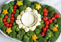 Plus de 30 plateaux de fruits et légumes pour Noël! - Trucs et Astuces - Des trucs et des astuces pour améliorer votre vie de tous les jours - Trucs et Bricolages - Fallait y penser !