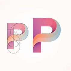 WEBSTA @ yogaperdana7 - P Logo#logoproject #pathevolution