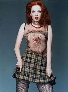 The incredible Shirley Manson