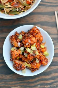 Share it if you love it!02063.8k0268100Crispy cauliflower in a sweet chili sauce is the best way to describe this sticky sweet and addictive General Tso's Cauliflower and I wont be wrong if I say that this is better than take out!Its Vegan and Gluten Free too! The current new favorite of everyone, the new found...Read More »