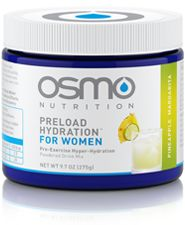 Osmo Preload Hydration sports drinks before workout. Buffering fluid loading // Osmo Nutrition