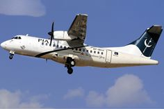 A Pakistan International Airlines (PIA) flight with 48 people on board crashed near Abbottabad, Pakistan in the north of the country. Pakistan International Airlines, Atr 42, Aircraft Pictures, Aviation, Planes, Country, Safety, Interview, Commercial