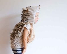 Hedgehog it up! | 26 Halloween Costumes For Toddlers That Are Just Too Cute To Believe