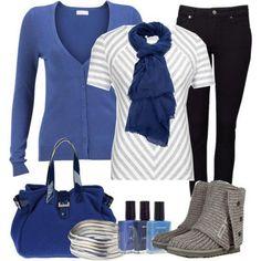 Moda, combinación de Ropa, Outfit.