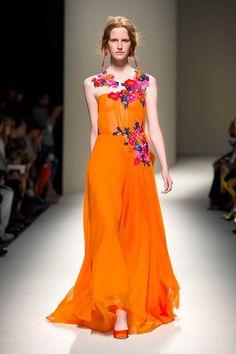 #albertaferretti #springsummer #mfw #fashion