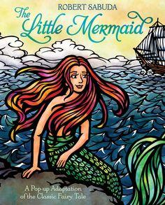 Pop-Up The Little Mermaid
