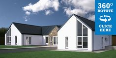 Derwent - Scotframe Timber Frame Homes Timber Frame Homes, Home Projects, Bungalow, House Plans, Lounge, Mansions, House Styles, Room, Home Decor