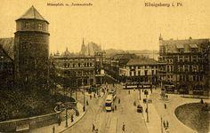 Königsberg, Preußen Münzplatz