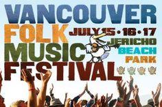 Vancouver Folk Music Festival