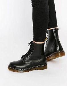 Dr Martens | Dr Martens Modern Classics Smooth 1460 8-Eye Boots #DocMartensstyle