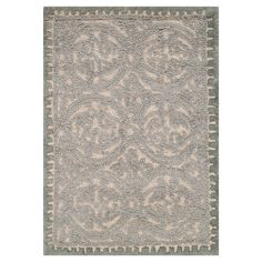 Austin Accent Rug - Dusty Blue / Gray ( 2' X 3' ) - Safavieh