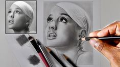 How To Draw Ariana Grande: Step by Step (PART 1)