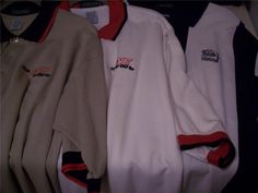 Lot of 3 Nestle Golf Pullover Short Sleeve Button XL Shirts 100% Cotton NICE! #Nestle